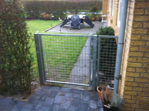 Havehegn and gates37